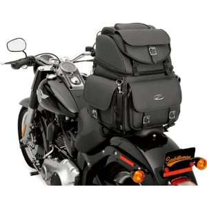Back Seat/Sissy Bar Bag Without Studs For Harley Davidson Automotive