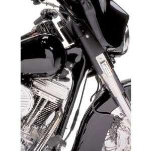 03 611 Neck Cover Set For Harley Davidson Touring Models Automotive