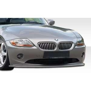 2003 2005 BMW Z4 HM S Front Lip Automotive