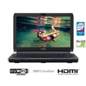 VGN TT290YAB 1.4HGz Intel Core 2 Duo Notebook w/ Webcam Electronics
