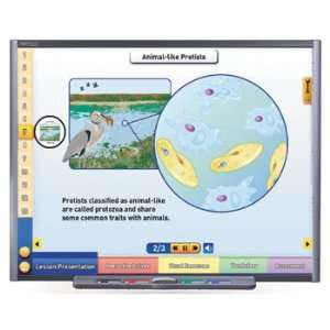 Multimedia Science Lessons for Interactive Whiteboards: Food Chains