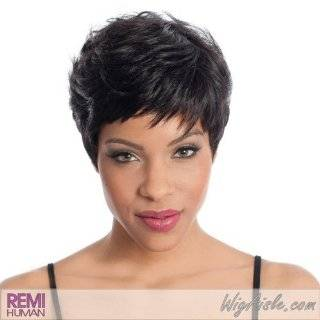 Black Wig   High Quality Kanekalon Synthetic Wigs for Women, Short