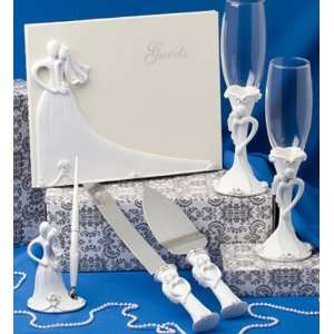 Serving Utensils  Bride & Groom Themed Wedding Day Accessory Set