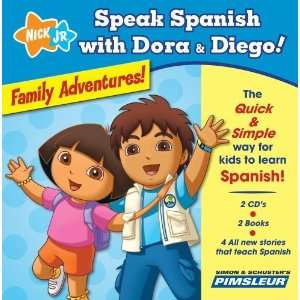 Learn to Speak and Understand Spanish with Dora & Diego (Speak Spanish