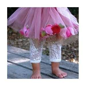 Baby Bella Maya Lacy Crystal Leggings Baby