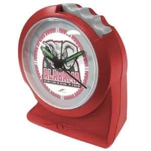 Crimson Tide Suntime NCAA Gripper Alarm Clock