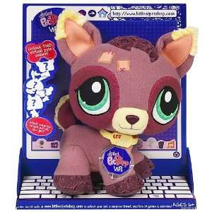 Littlest Pet Shop VIP Surprise Plush Deer Toys & Games