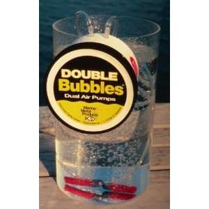 Double Bubbles Live Bait Air Pump