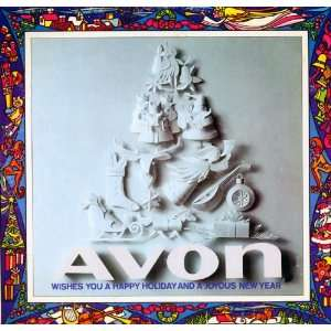 Audio CD. Wish You Merry Christmas by Avon (AV201, LWS497