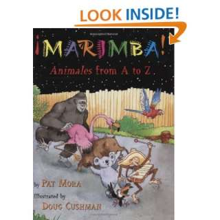 ?Marimba Animales From A to Z (9780618194537) Pat Mora
