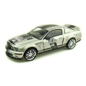 Shelby GT500 Super Snake Las Vegas Motor Speedway Pace car 1/18 Silver