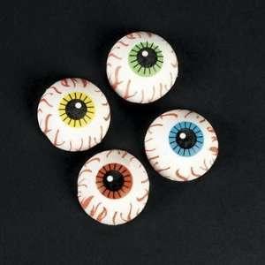 Eyeball Erasers   12 per unit Toys & Games