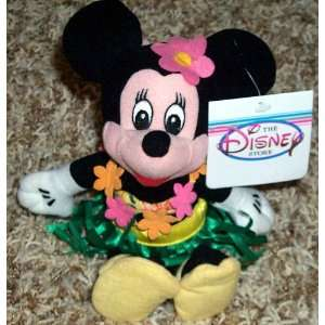 Disney Mickey Mouse Clubhouse Minnie Mouse 8 Plush Bean