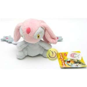 Official Pokemon Center Canvas Plush Toy   6 Mesprit