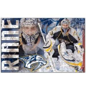 NASHVILLE PREDATORS OFFICIAL 150 PC JIGSAW PUZZLE:  Sports
