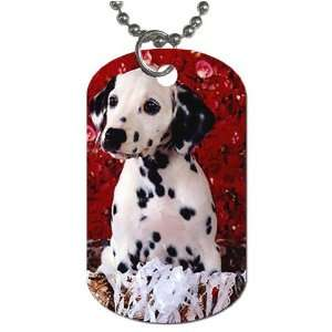 puppy Dog Tag with 30 chain necklace Great Gift Idea