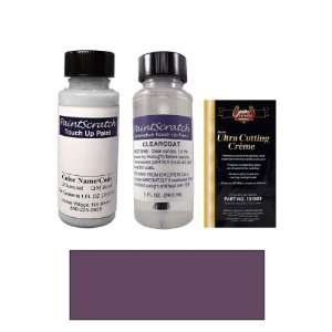 1 Oz. Dark Purple Pearl Metallic Paint Bottle Kit for 2006
