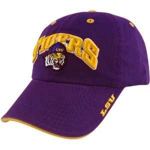 LSU Tigers Purple Frat Boy Hat