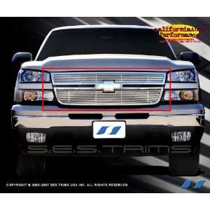 2005 2006 Chevy Suburban 304 Stainless Steel Chrome Plated