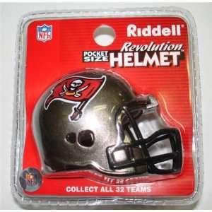 Tampa Bay Bucs Riddell Revolution Pocket Pro Football