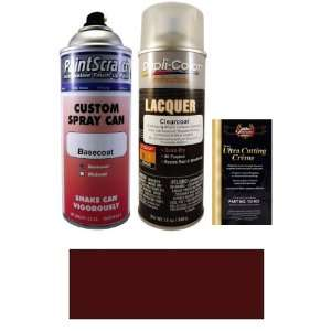 12.5 Oz. Dark Rosewood Pearl Spray Can Paint Kit for 1997