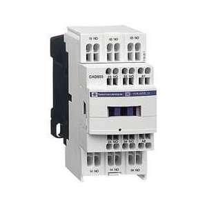 SCHNEIDER ELECTRIC CAD50G7 Relay,Control,IEC,10a