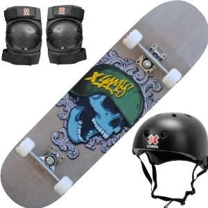 Games Experience Series Skateboard Action Pack  Sports