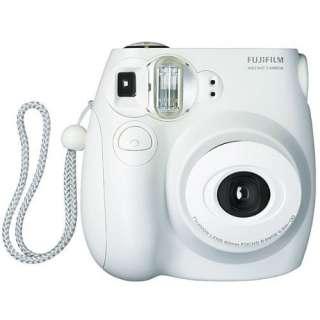 Fujifilm Instax MINI 7s White Instant Film Camera Camera