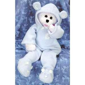 Baby of Mine Singing baby teddy bear   Blue 22  Grocery