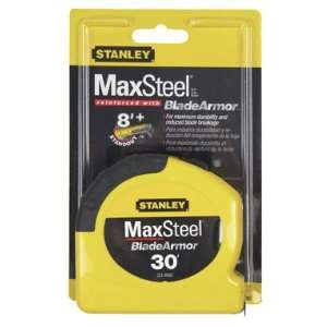 3 each Max Steel Tape Rule (33 800) Home Improvement