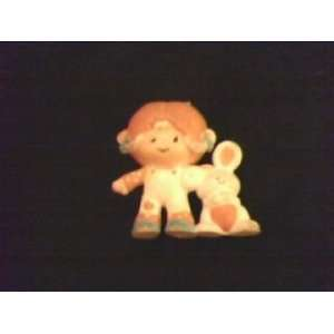 Vintage Strawberry Shortcake Mini Pvc Figure Everything