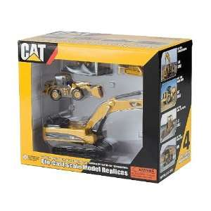 CAT Die Cast Scale Model Replicas   CAT Hydraulic Excavator, CAT Wheel