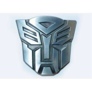 Original TRANSFORMERS Autobot Logo Belt Buckle Optimus Prime: