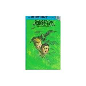 Danger on Vampire Trail / The Witchmasters Key (Hardy Boys series