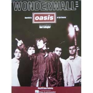 Wonderwall (5020679110546) Oasis Books