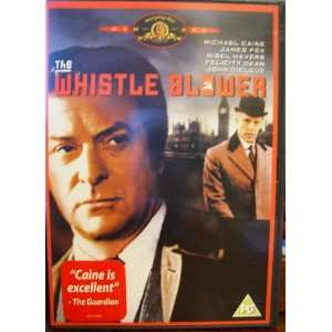 The Whistle Blower Michael Caine, James Fox, Nigel Havers