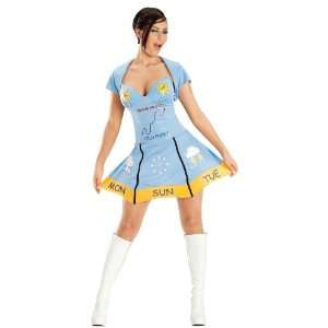 All Time Weather Girl Adult Costume Health & Personal