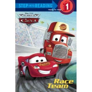 Race Team (Disney/Pixar Cars) (Step into Reading