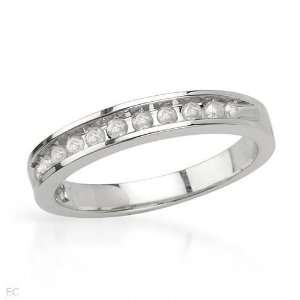 CleverEves 0.25.Ctw I2 I3 Color H I Diamonds Gold Ring