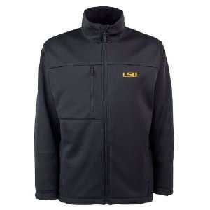 com LSU Tigers Jacket   NCAA Antigua Mens Traverse Performance Jacket
