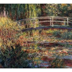 Painting Reproductions, Art Reproductions, Claude Monet, Water Lily