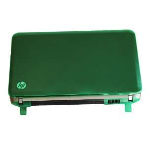 GREEN mCover® HARD Shell CASE for new 15.6 HP Pavilion