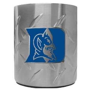 Duke Blue Devils NCAA Diamond Plate Beverage Can Holder