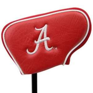 NCAA Alabama Crimson Tide Crimson Blade Putter Cover