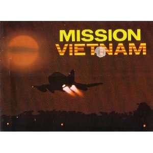 Mission Vietnam Seventh Air Force Books