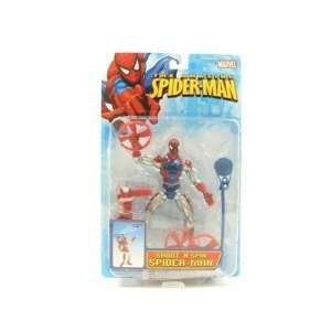Shoot n Spin Spider Man: Toys & Games