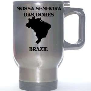 Brazil   NOSSA SENHORA DAS DORES Stainless Steel Mug