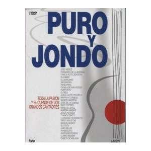 : Toda La Pasion Y El Duende De Los Grandes Cantores 7 Dvds: PURO Y