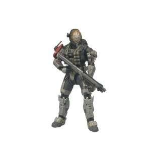 McFarlane Toys Halo Reach Series 1 Emile Action Figure  Toys & Games