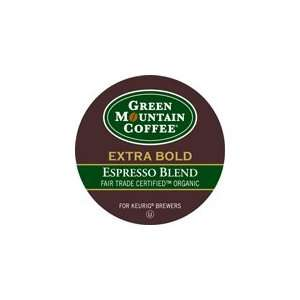 Green Mountain Coffee Espresso Blend Extra Bold 96 K Cups